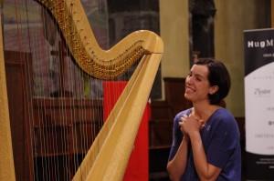Julie Sicre, harpe