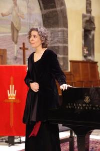 Delphine Bardin, lauréate du prix Clara Haskil 1997